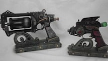 Get your steampunk on with a model blaster from Massively and ARGO Online