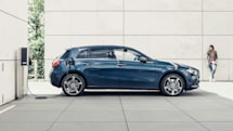 Mercedes unveils A-Class and B-Class plug-in hybrids