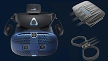 Add eye tracking to your HTC Vive headset for $149