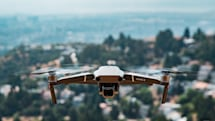 DJI drones will detect and warn of airplanes and helicopters