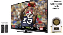 Vizio's 'extra-large' holiday HDTV lineup goes from 55- to 70-inches