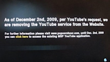 YouTube access returning to (some) Popcorn Hour boxes