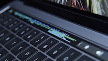 Apple's Logic audio editor will use the MacBook Pro Touch Bar in 2017