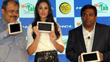 HCL intros trio of Android 4.0 tablets aimed at Indian classrooms