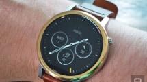 Motorola isn't making a new smartwatch anytime soon