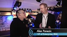 The Engadget Interview: RIM VP of Enterprise Alan Panezic at MWC 2012 (video)