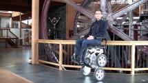 Toyota is bringing back Dean Kamen's stair-climbing wheelchair