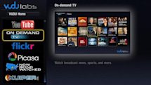 VUDU looks to integrate with TVs, DVD players