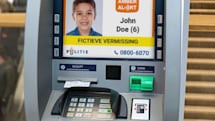 The Netherlands places missing child alerts on ATMs