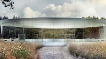 Apple's Campus 2 will feature a 1,000-seat, all-glass keynote auditorium