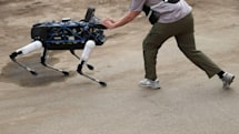 Alphabet is looking to sell off Boston Dynamics