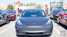 Tesla's Model 3 can now use DC fast chargers across the US