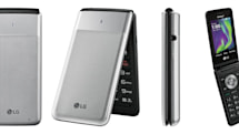 Verizon's first LTE-only handset is an LG flip phone
