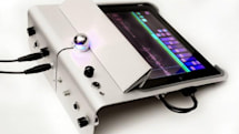DIY iPad music breakout gives pro-grade stage presence, mixes circuitry with art (video)