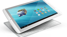 Archos announces 101 XS tablet with built-in keyboard dock, arriving in November for $400