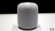 Apple's HomePod arrives in Canada, France and Germany this June
