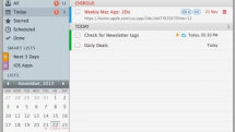 Mac App of the Week: 2Do, a task manager with the right mix of power features, simplicity
