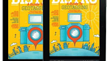 Distro Issue 50: the travel edition packs geotagging and offline navigation