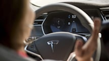 Tesla Autopilot nags drivers to hold the wheel more often