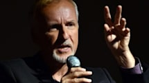 James Cameron backs a contest to build better movie drones