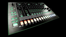 Successor to the iconic Roland TR-808 drum machine teased in promo video