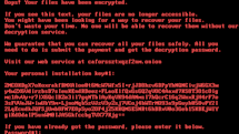 New ransomware is causing major issues across Europe and Russia