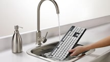 Logitech's Washable Keyboard K310 doesn't mind a good scrubbin', hits shelves this month for $40