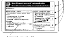 "Creative patent filing reveals drag and drop interface with ""action tabs"""