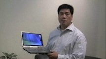 HP EliteBook 2730p gets shown off on video