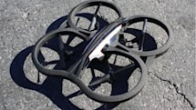 Parrot updates the AR.Drone for a second version