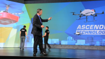 Intel buys German drone company Ascending Technologies