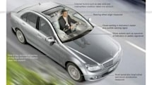 "Mercedes-Benz developing ""Attention Assist"" to aid drowsy drivers"