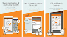 Samsung's ChatON now lets you recall those embarrassing messages