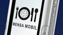 Mensa Mobil software dishes out lunch menus