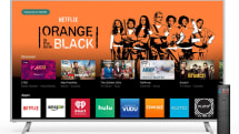 Vizio adds the streaming apps its new TVs were missing