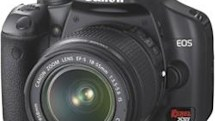 Canon's Rebel XS / 1000D specs uncovered