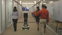 iRobot teams up with Cisco for Ava 500 telepresence robot