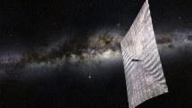 Carl Sagan's solar spacecraft finally deploys its sails