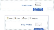 Facebook adds drag-and-drop photos, trials simplified Timeline and delivers new privacy controls