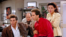 Hulu adds an episode shuffle button for 'Seinfeld'