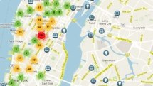 NYC's Made in New York Digital Map lets you see who's hiring in the tech field