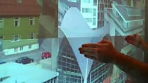 Tromso students put together the best interactive display wall we've seen yet (video)