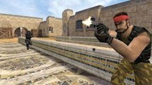 Counter-Strike shooting slowed by actual shooting