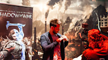 How Troy Baker's Naughty Dog work influenced 'Shadow of War'
