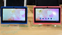 Hands-on with Maxwest's $65 7-inch dual-core Jelly Bean tablet at CTIA 2013