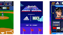 Adidas made a Snapchat game to drop limited, 8-bit-themed baseball cleats