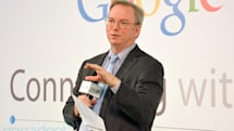 Eric Schmidt praises Myanmar's mobile efforts, but says North Korea hasn't called back