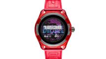 Diesel's latest Wear OS watch puts a fresh design on aging tech