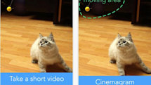 Cinemagram update takes all the work out of making animated gifs