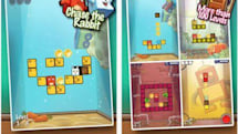 Daily iPhone App: Follow the Rabbit makes for blocky fun
